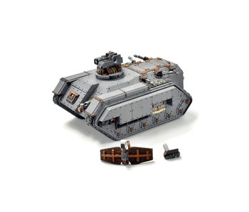 ASTRA MILITARUM Command Chimera #1 Converted 40k command