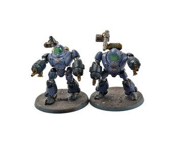 ADEPTUS MECHANICUS 2 Kastelan Robots #1 Warhammer 40k