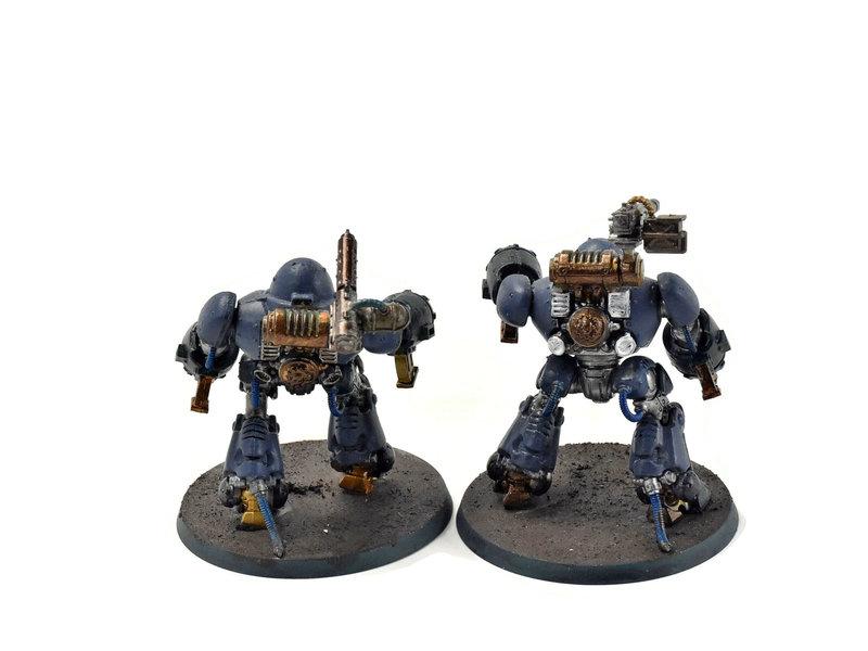 Games Workshop ADEPTUS MECHANICUS 2 Kastelan Robots #1 Warhammer 40k