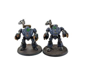 ADEPTUS MECHANICUS 2 Kastelan Robots #2 Warhammer 40k