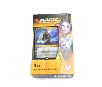 MAGIC THE GATHERING Ral Planeswalker Deck Guild of Ravnica MTG