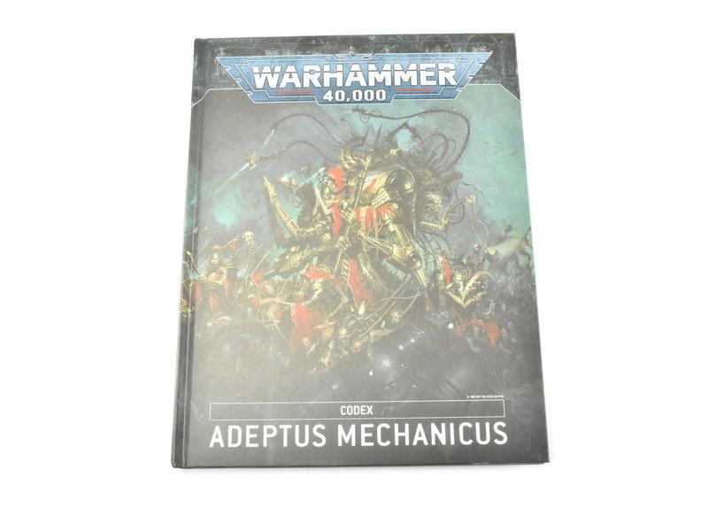 Games Workshop ADEPTUS MECHANICUS Codex Warhammer 40k #2