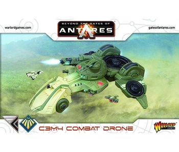 Beyond The Gates Of Antares C3M4 Combat Drone