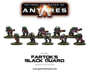 Beyond The Gates Of Antares Fartok'S Black Guard