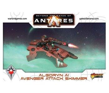 Beyond The Gates Of Antares Algoryn Avenger Attack Skimmer