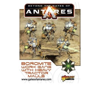 Beyond The Gates Of Antares Boromites With Tractor Mauls