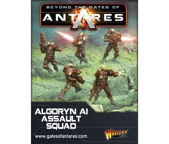 Beyond The Gates Of Antares Algoryn Ai Assault Squad