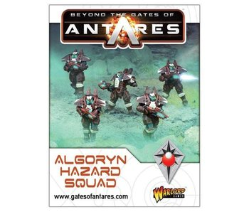 Beyond The Gates Of Antares Algoryn Hazard Squad