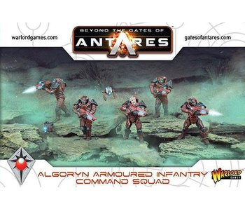 Beyond The Gates Of Antares Algoryn Command Squad