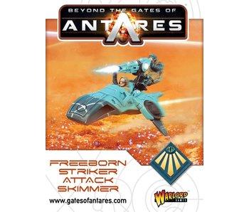Beyond The Gates Of Antares Freeborn Striker Attack Skimmer
