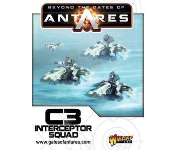 Beyond The Gates Of Antares Concord Intercept Squad (3 Bikes)