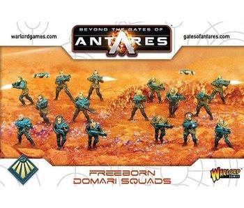 Beyond The Gates Of Antares Freeborn Domari Squad
