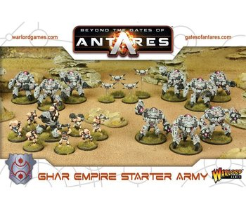 Beyond The Gates Of Antares Ghar Starter Army