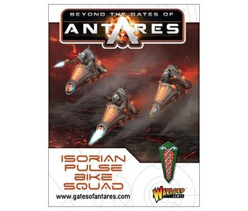 Beyond The Gates Of Antares Isorian Pulse Bike Squad