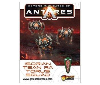 Beyond The Gates Of Antares Tsan Ra Torus Squad