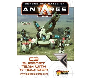 Beyond The Gates Of Antares Concord X-Howitzer