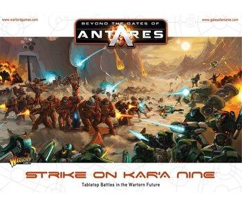 Beyond The Gates Of Antares Strike On Kar'A Nine Intro Set