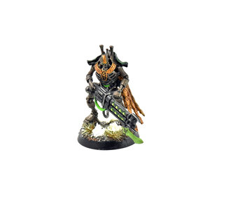 NECRONS Royal Warden #1 WELL PAINTED Warhammer 40k