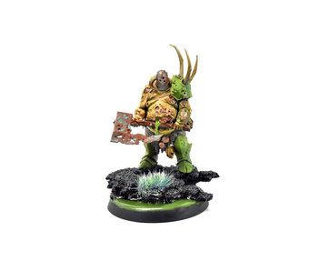 NURGLE Lord of Plagues #1 PRO PAINTED Warhammer 40k