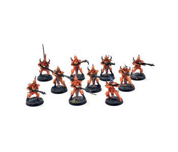 DRUKHARI 10 Kabalite Warriors #3 Warhammer 40k
