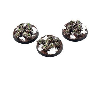 NECRONS 3 Canoptek Scarab Swarms #1 WELL PAINTED new version 40k