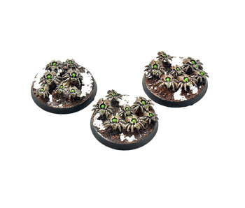 NECRONS 3 Canoptek Scarab Swarms #2 WELL PAINTED new version 40k
