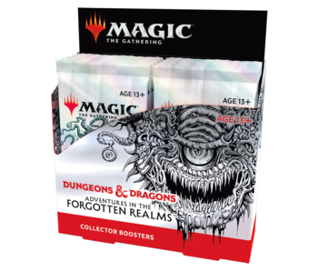 MTG Adventures In The Forgotten Realms Collector Booster Box
