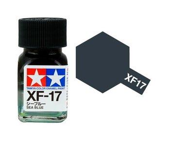 Tamiya Enamel Sea Blue (XF-17) 10ml