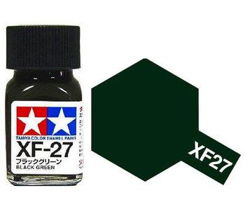 Tamiya Enamel Black Green (XF-27) 10ml