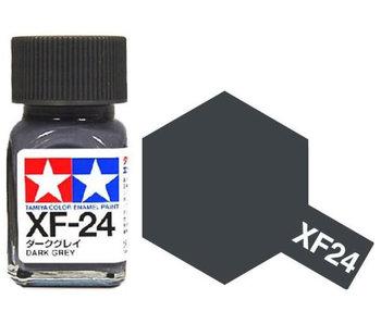 Tamiya Enamel Dark Grey (XF-24) 10ml