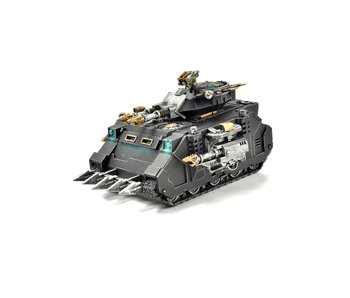 CHAOS SPACE MARINES Chaos Predator #1 PRO PAINTED Warhammer 40k