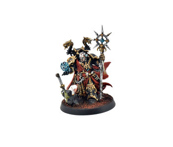 CHAOS SPACE MARINES Sorcerer #1 PRO PAINTED Warhammer 40k
