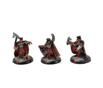 WARMACHINE Greylord Ternion #1 METAL Khador