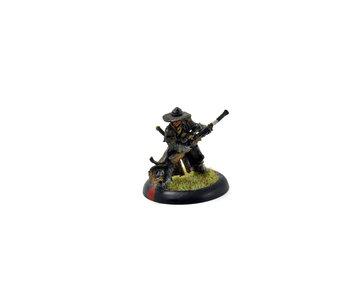 WARMACHINE Kell Bailoch #1 METAL Mercenaries