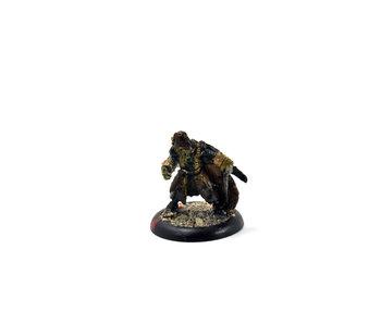 WARMACHINE Ragman #1 METAL Mercenaries