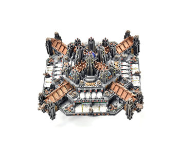 BATTLEFLEET GOTHIC Ramilies-Class Star Fort 40k Forge World