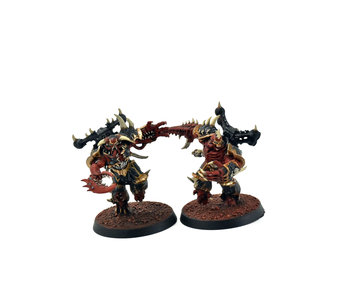 CHAOS SPACE MARINES 2 Greater Possession #1 PRO PAINTED Warhammer 40k