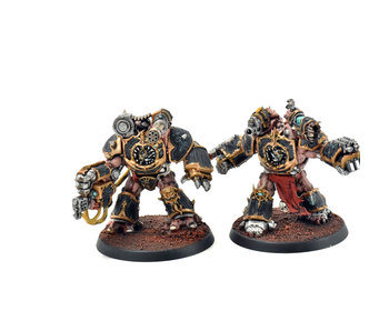 CHAOS SPACE MARINES 2 Obliterators #1 PRO PAINTED Warhammer 40k