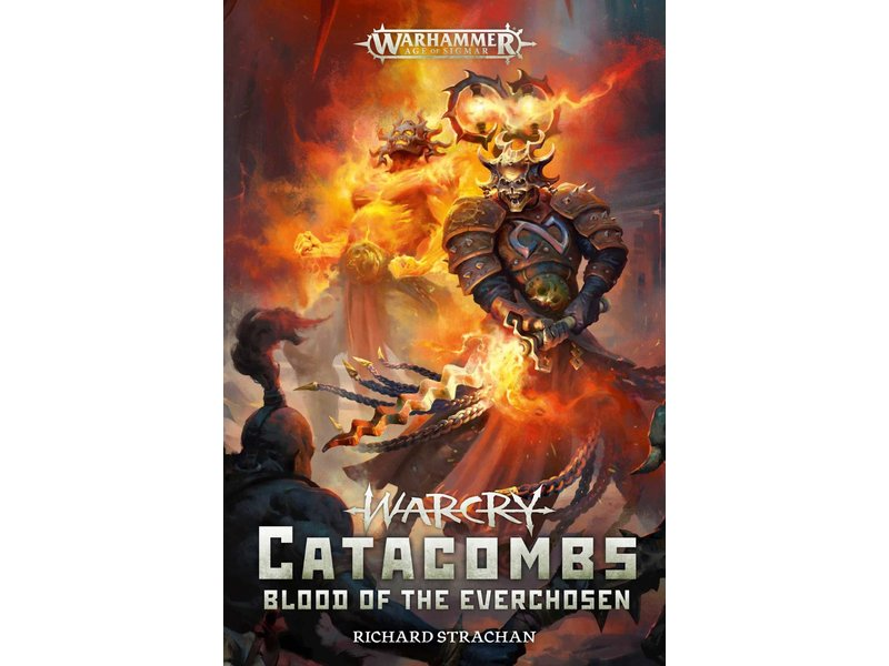 Games Workshop Warcry - Catacombs Blood Of The Everchosen