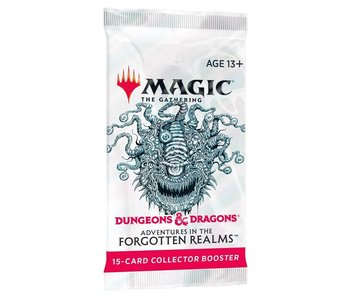 MTG Adventures In The Forgotten Realms Collector Booster Pack