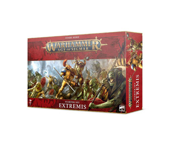 Age of Sigmar - Extremis (English) (PRE ORDER)