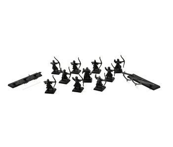 BRETONNIA 10 Peasant Bowmen #3 Warhammer Fantasy