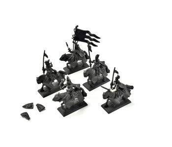 BRETONNIA 5 Grail Knights Command METAL #1 Warhammer Fantasy