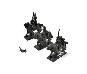 BRETONNIA 3 Questing Knights METAL #2 Warhammer Fantasy