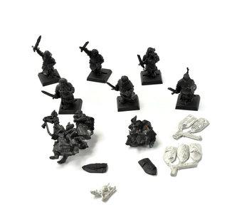 BRETONNIA Grail Reliquae METAL Missing some Pieces #1 Warhammer Fantasy
