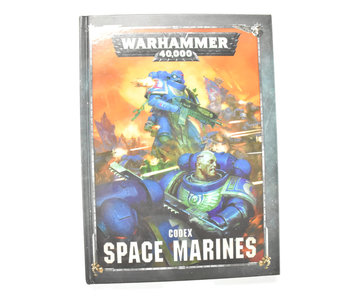 SPACE MARINES Codex #1 Warhammer 40K