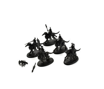 OSSIARCH BONEREAPERS 5 Kavalos Deathriders #1 Warhammer Sigmar