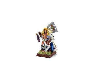 HIGH ELVES Lord Korhil #1 METAL Warhammer Fantasy