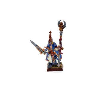 HIGH ELVES Teclis Limited METAL #4 Warhammer Fantasy