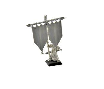 HIGH ELVES Army Standard Banner METAL Converted #1 Warhammer Fantasy